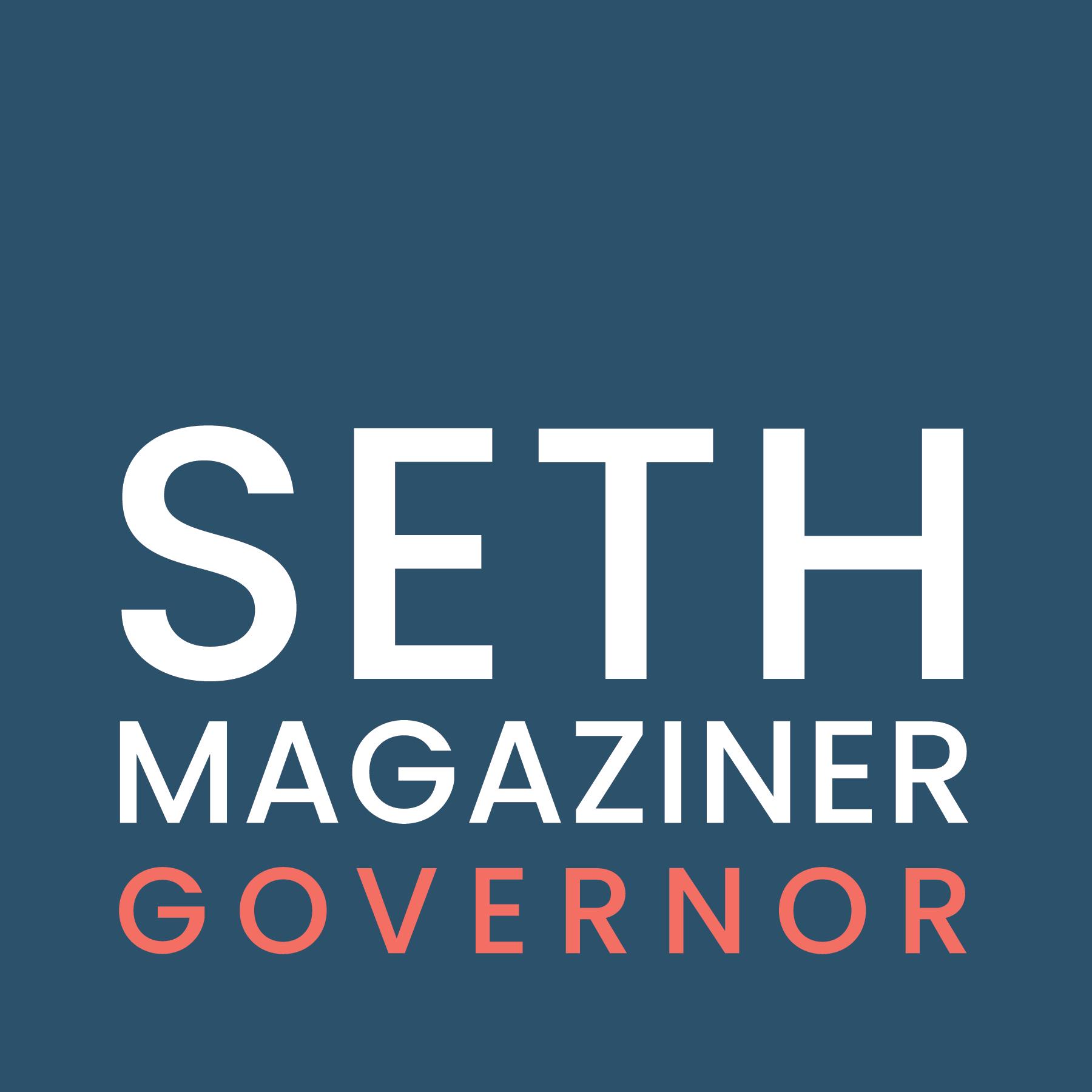 Seth Magaziner